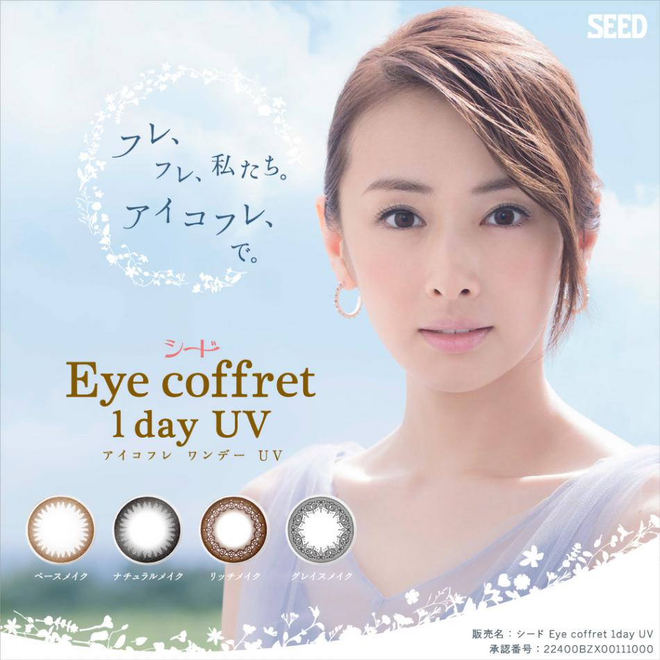 Eye coffret